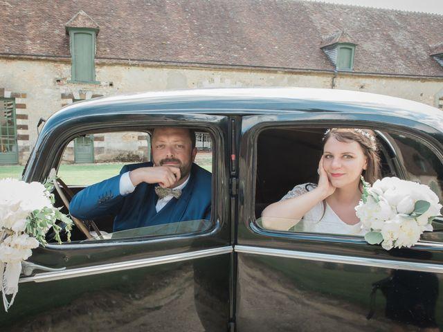 Le mariage de Mickeal et Anais à Sens-Beaujeu, Cher 15