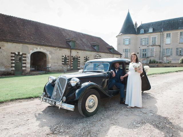 Le mariage de Mickeal et Anais à Sens-Beaujeu, Cher 16