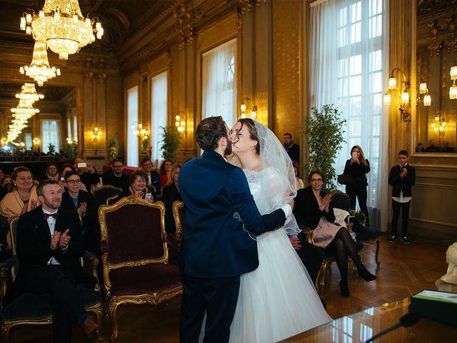 Le mariage de Michel et Dorine à Rennes, Ille et Vilaine 4