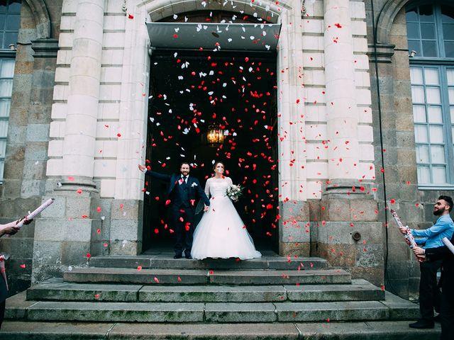 Le mariage de Michel et Dorine à Rennes, Ille et Vilaine 6
