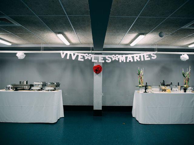 Le mariage de Michel et Dorine à Rennes, Ille et Vilaine 13