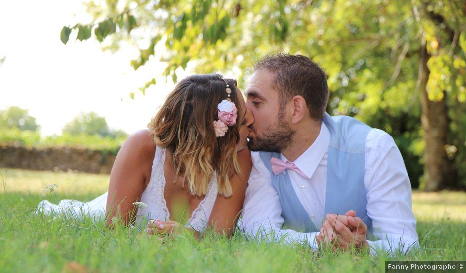 Le mariage de Anthony et Jennifer à Léognan, Gironde