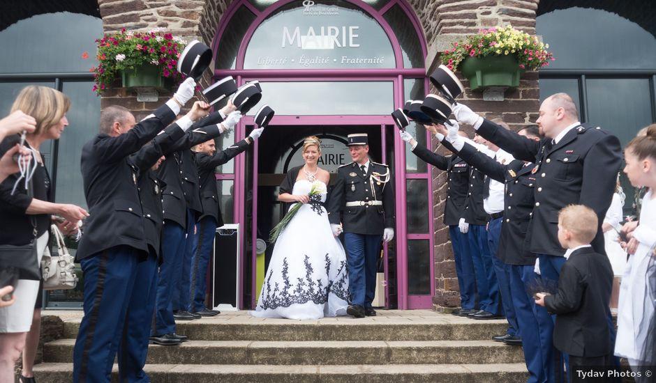 Le mariage de Laurent et Fanny à Paimpont, Ille et Vilaine