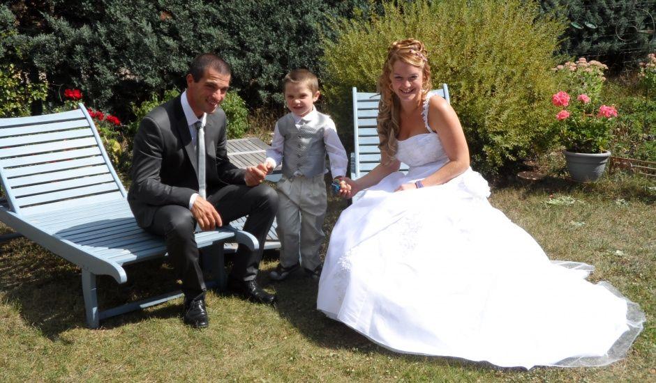 Le mariage de Cindy et Nico à La Roche-des-Arnauds, Hautes-Alpes