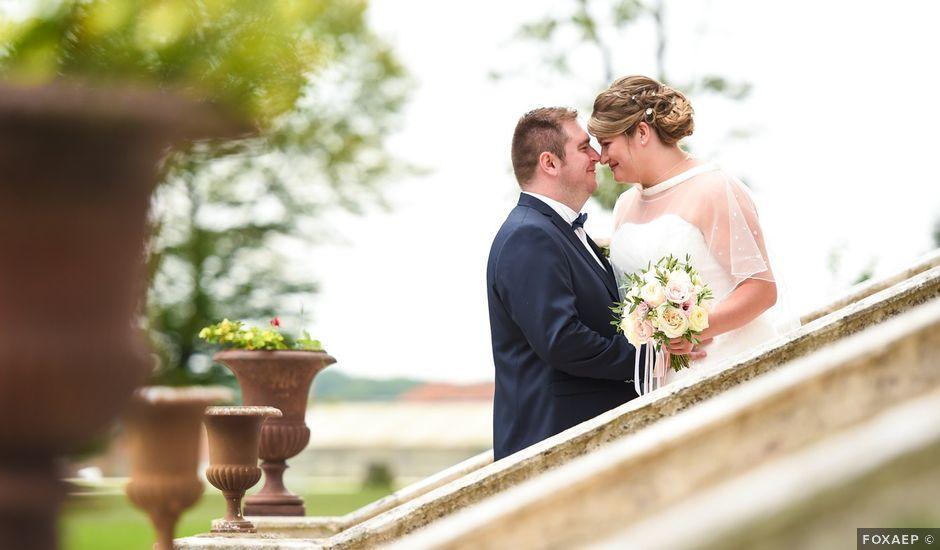 Le mariage de Alexandre et Mylène à Sennecey-lès-Dijon, Côte d'Or