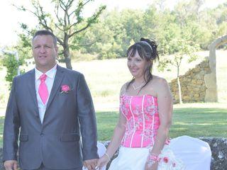 Le mariage de Magali et Lilian