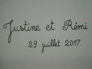Le mariage de Justine et Remi 2