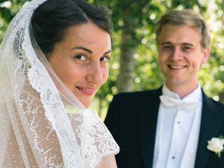 Le mariage de Servanne et Alexandre