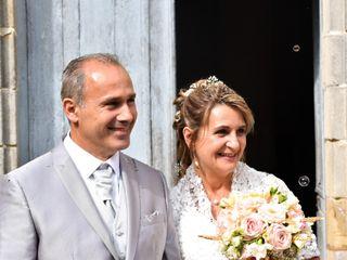 Le mariage de Sylvaine et José 1