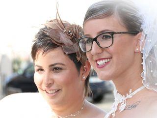 Le mariage de Charlotte et Sandrine