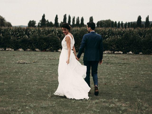 Le mariage de Camille et Olivier