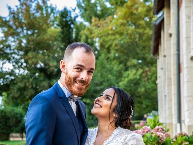Le mariage de Maxime et Magda à Semblançay, Indre-et-Loire 3
