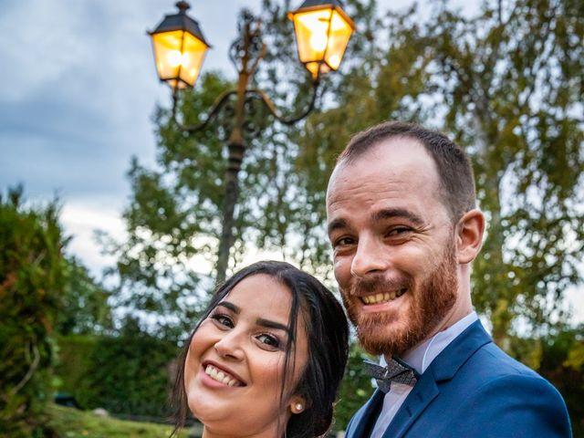 Le mariage de Maxime et Magda à Semblançay, Indre-et-Loire 6