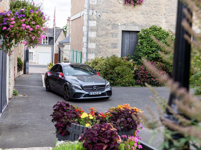 Le mariage de Maxime et Magda à Semblançay, Indre-et-Loire 26
