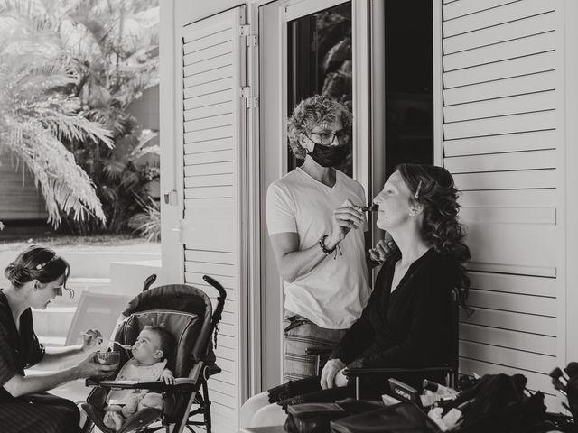 Le mariage de Wilfried et Céline à Saint-Gilles les Bains, La Réunion 11