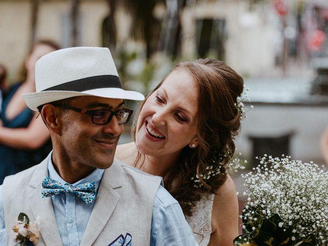 Le mariage de Wilfried et Céline à Saint-Gilles les Bains, La Réunion 20