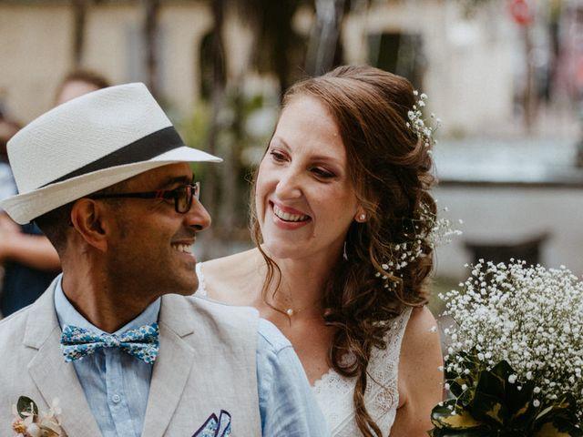 Le mariage de Wilfried et Céline à Saint-Gilles les Bains, La Réunion 21