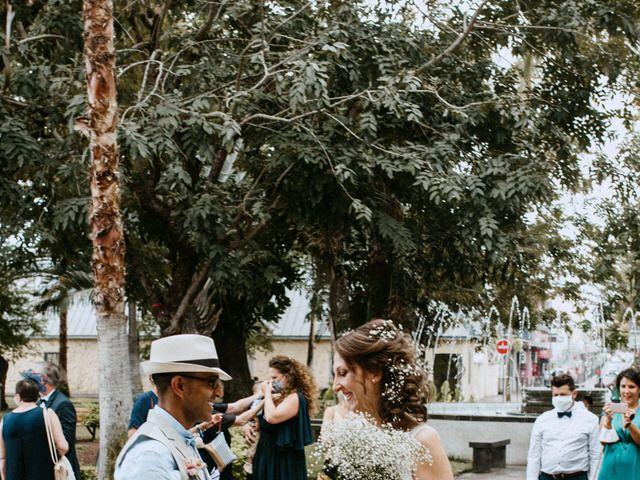 Le mariage de Wilfried et Céline à Saint-Gilles les Bains, La Réunion 23