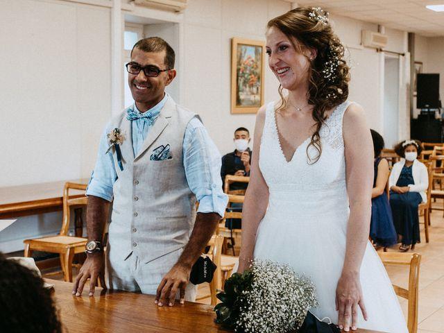 Le mariage de Wilfried et Céline à Saint-Gilles les Bains, La Réunion 26