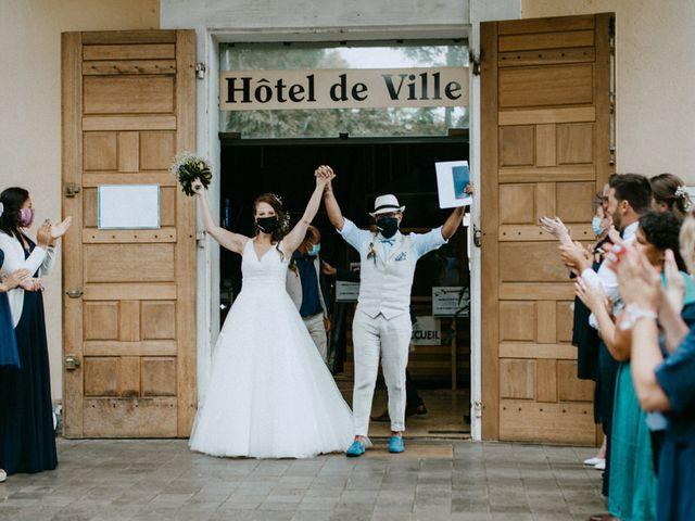 Le mariage de Wilfried et Céline à Saint-Gilles les Bains, La Réunion 31
