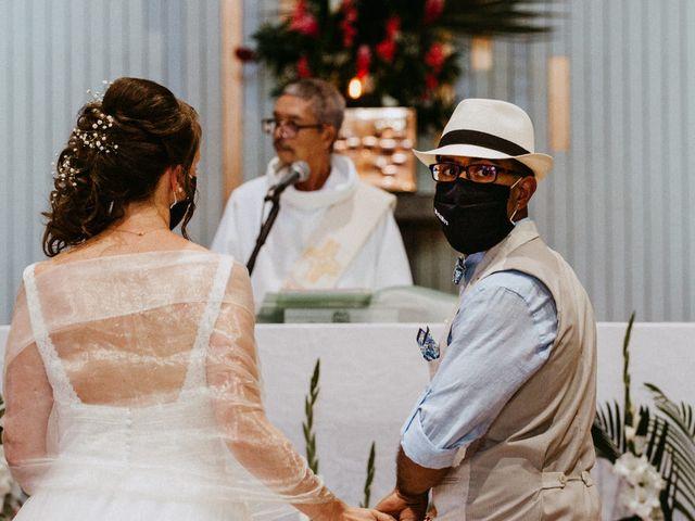 Le mariage de Wilfried et Céline à Saint-Gilles les Bains, La Réunion 33