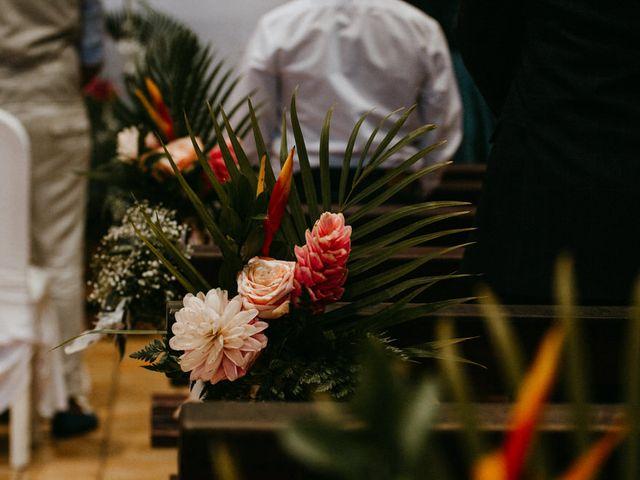 Le mariage de Wilfried et Céline à Saint-Gilles les Bains, La Réunion 35