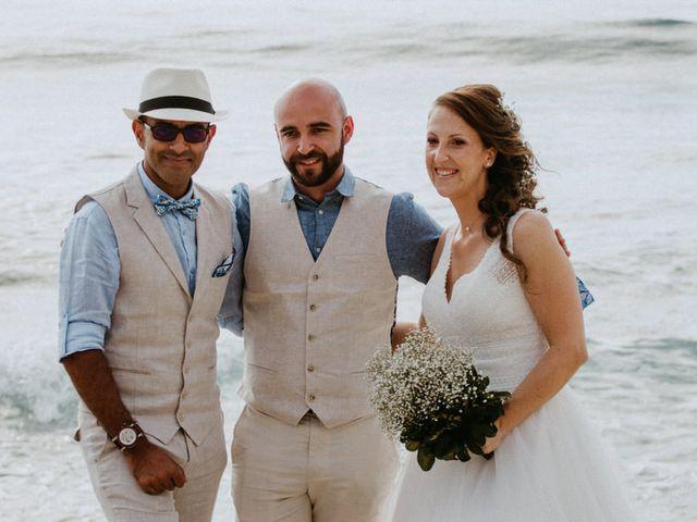 Le mariage de Wilfried et Céline à Saint-Gilles les Bains, La Réunion 43