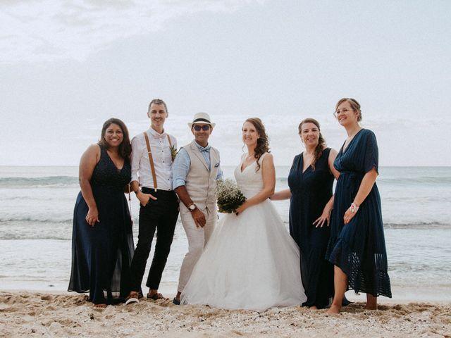 Le mariage de Wilfried et Céline à Saint-Gilles les Bains, La Réunion 45