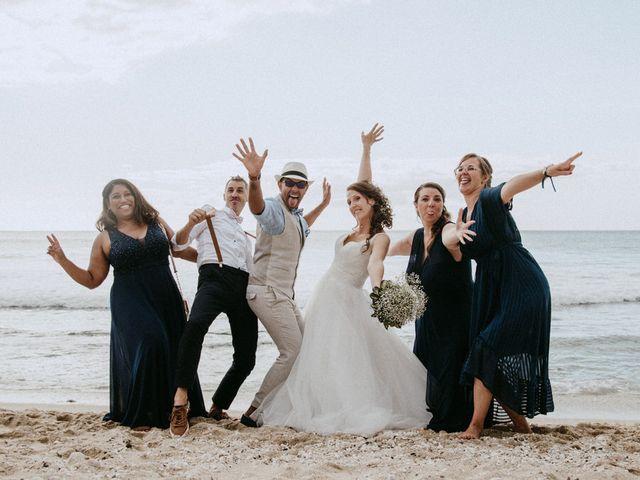 Le mariage de Wilfried et Céline à Saint-Gilles les Bains, La Réunion 46