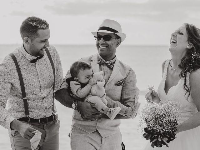 Le mariage de Wilfried et Céline à Saint-Gilles les Bains, La Réunion 1