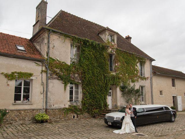 Le mariage de Jérôme et Stéphanie à Bussy-Saint-Georges, Seine-et-Marne 29