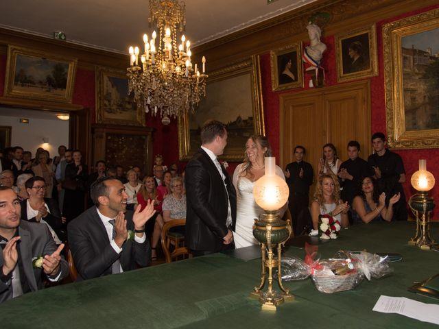 Le mariage de Jérôme et Stéphanie à Bussy-Saint-Georges, Seine-et-Marne 40