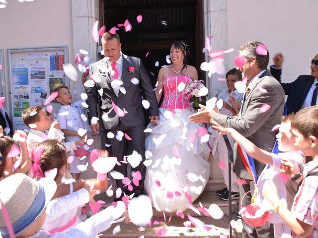 Le mariage de Lilian et Magali à Tourves, Var 45
