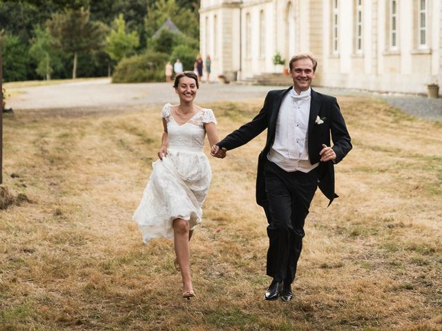 Le mariage de Alexandre et Servanne à Vannes, Morbihan 1