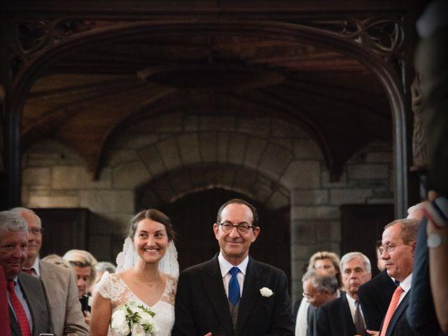 Le mariage de Alexandre et Servanne à Vannes, Morbihan 5