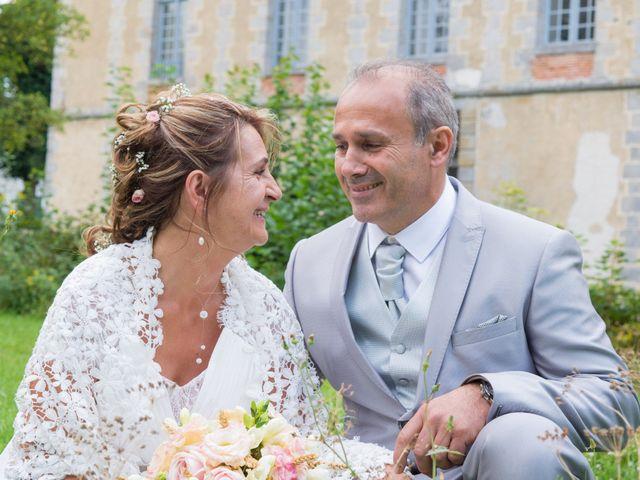 Le mariage de Sylvaine et José
