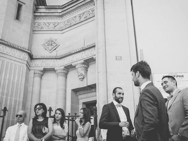 Le mariage de Raffy et Vanina à Paris, Paris 35