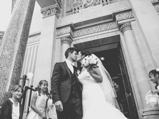Le mariage de Raffy et Vanina à Paris, Paris 46