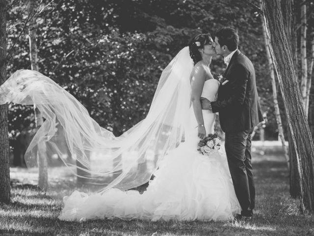 Le mariage de Vanina et Raffy