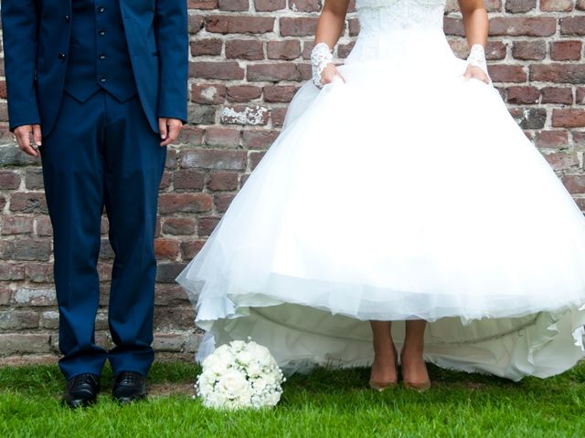 Le mariage de Romain et Marion à Proville, Nord 6