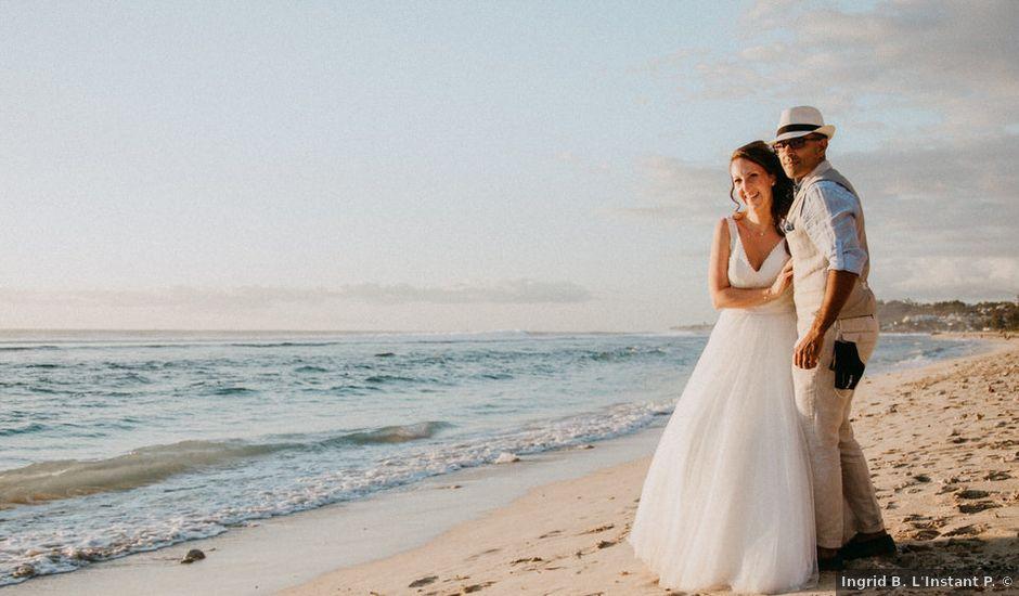 Le mariage de Wilfried et Céline à Saint-Gilles les Bains, La Réunion