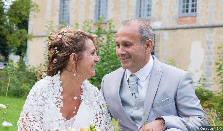 Le mariage de José et Sylvaine à La Chapelle-Gauthier, Seine-et-Marne