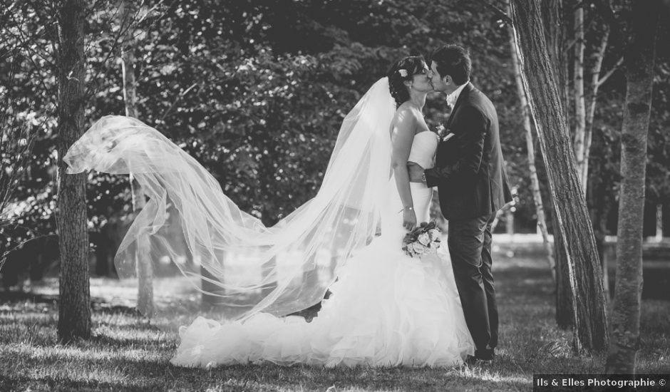Le mariage de Raffy et Vanina à Paris, Paris