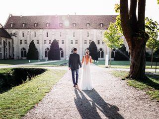 Le mariage de Louise et Antoine