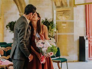 Le mariage de Mathilde et Thomas 1