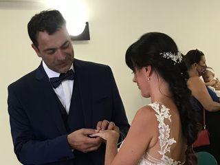 Le mariage de Diane et Grégory