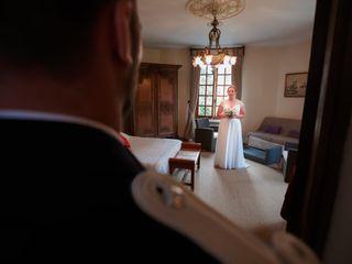 Le mariage de Lucie et Xavier 1