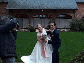 Le mariage de Louise et Loïc