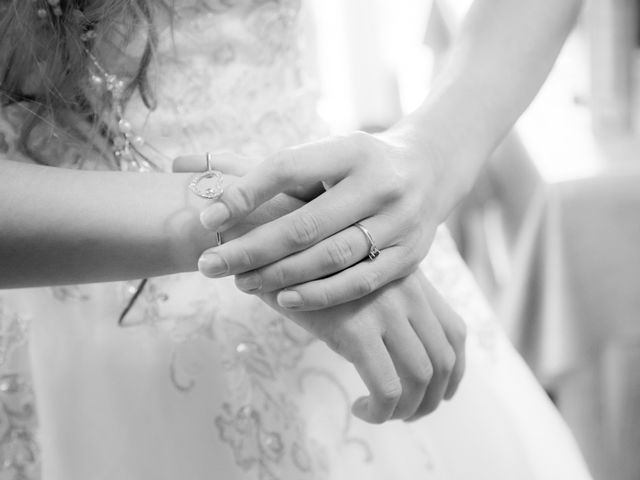 Le mariage de Adrien et Ophélie à Blois, Loir-et-Cher 8