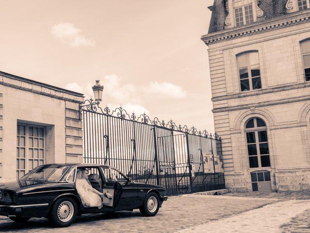 Le mariage de Adrien et Ophélie à Blois, Loir-et-Cher 10